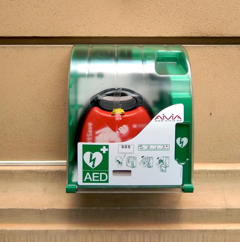 comment fonctionne un défibrillateur
